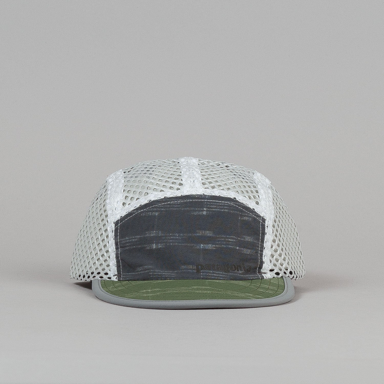 Patagonia Duckbill Cap - Ikat Line / Forge Grey