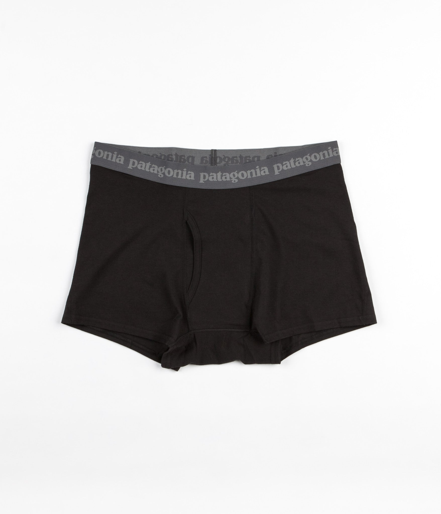 Patagonia Everyday Boxer Briefs - Black