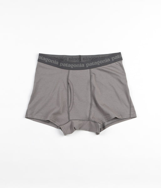Patagonia Everyday Boxer Briefs - Feather Grey