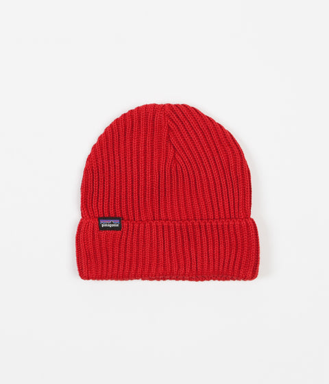 Patagonia Fisherman's Rolled Beanie - Fire