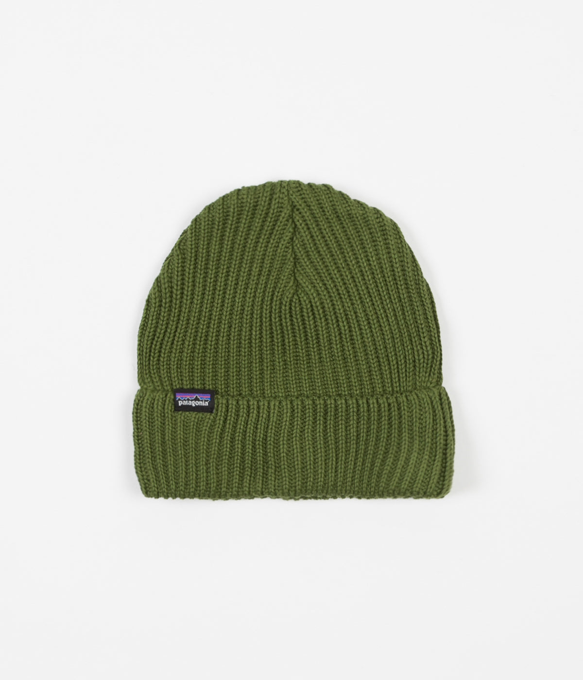65cc44f8bf5 Patagonia Fisherman s Rolled Beanie - Glades Green