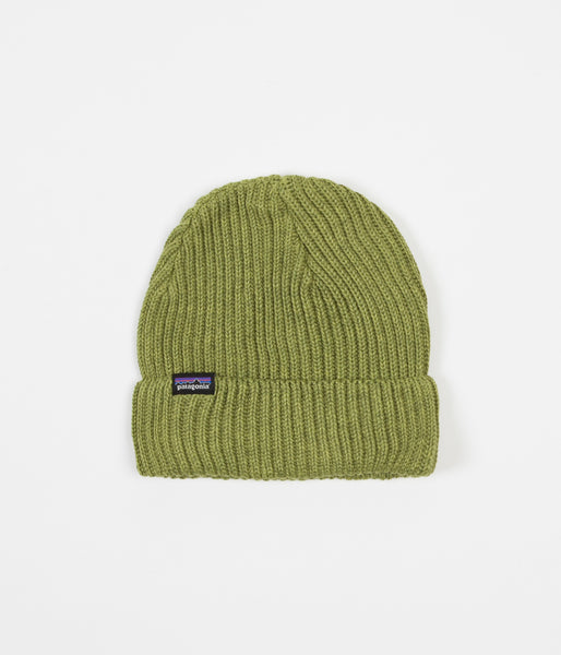 Patagonia Fisherman's Rolled Beanie - Golden Jungle
