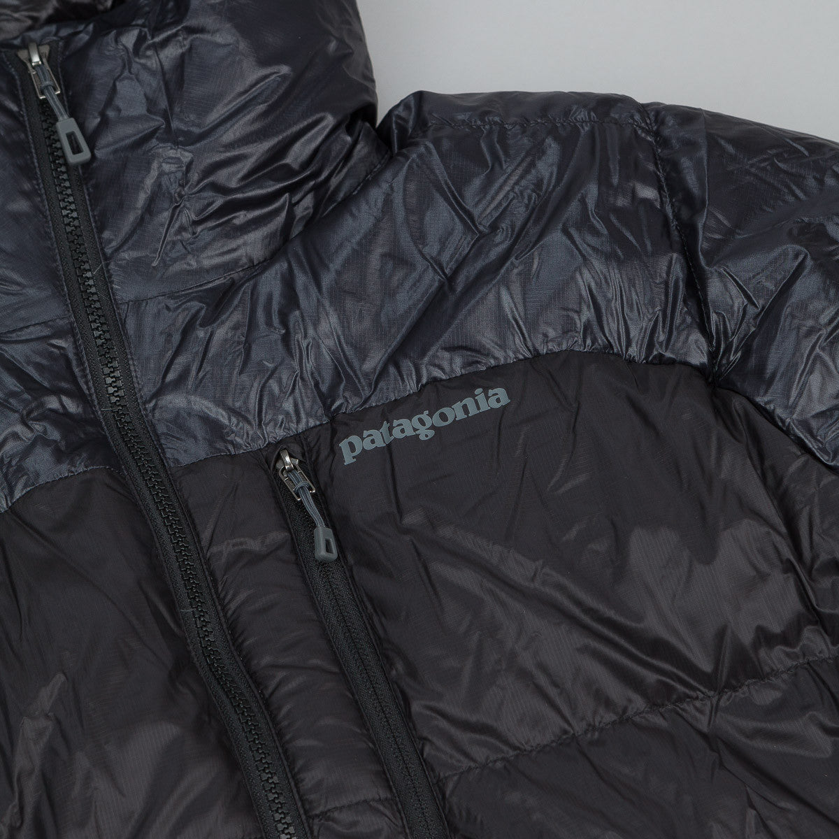 Patagonia Fitz Roy Down Parka Jacket - Black
