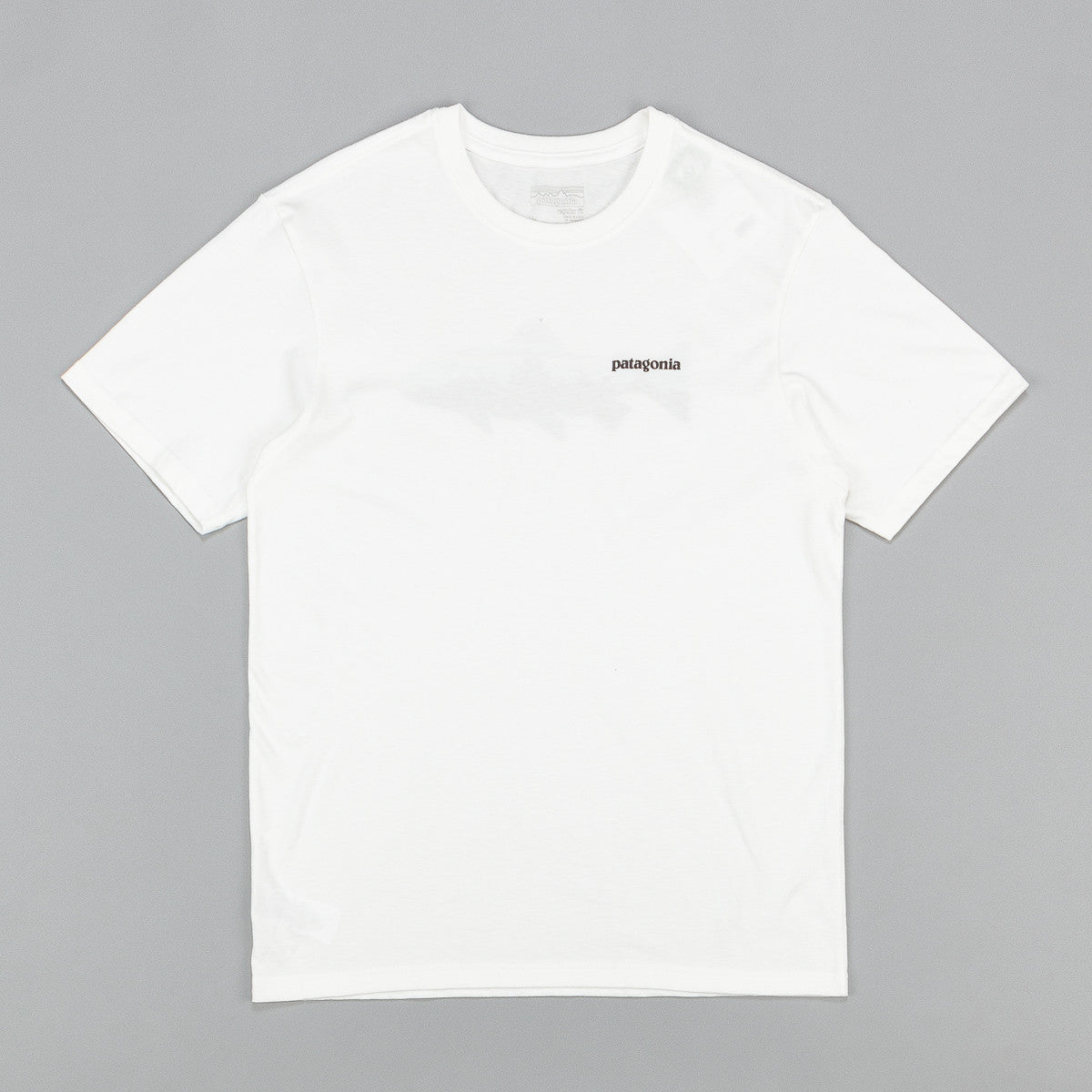 Patagonia Fitz Roy Trout T-Shirt - White
