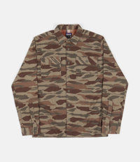 Patagonia Fjord Flannel Shirt - Bear Witness Camo: Sage Khaki