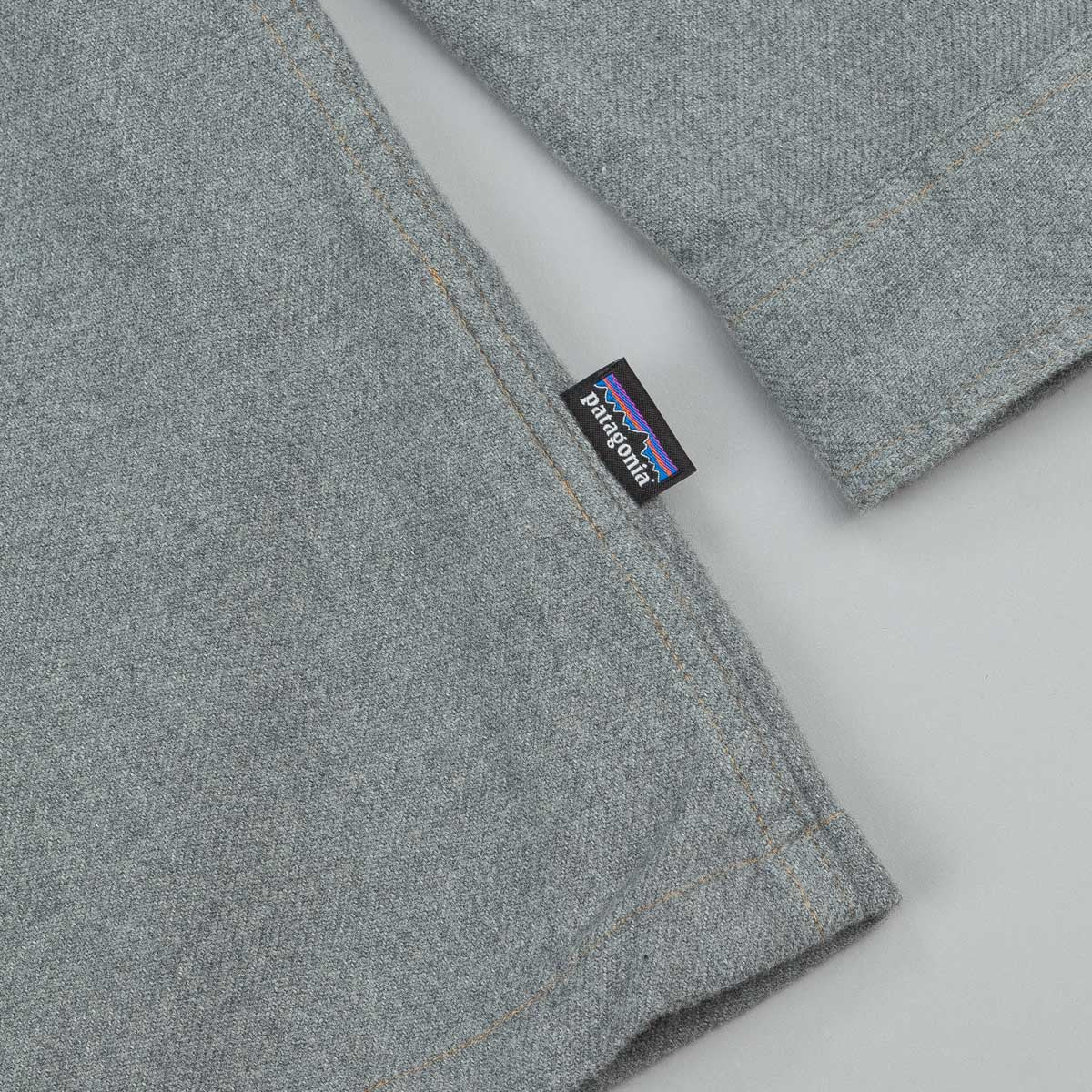 Patagonia Fjord Flannel Shirt - Feather Grey