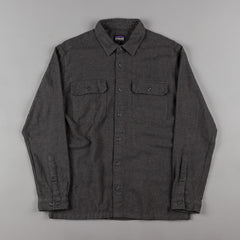 Patagonia Fjord Flannel Shirt - Forge Grey
