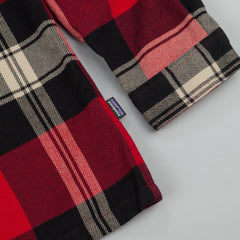 Patagonia Fjord Flannel Shirt - Terrace: Classic Red