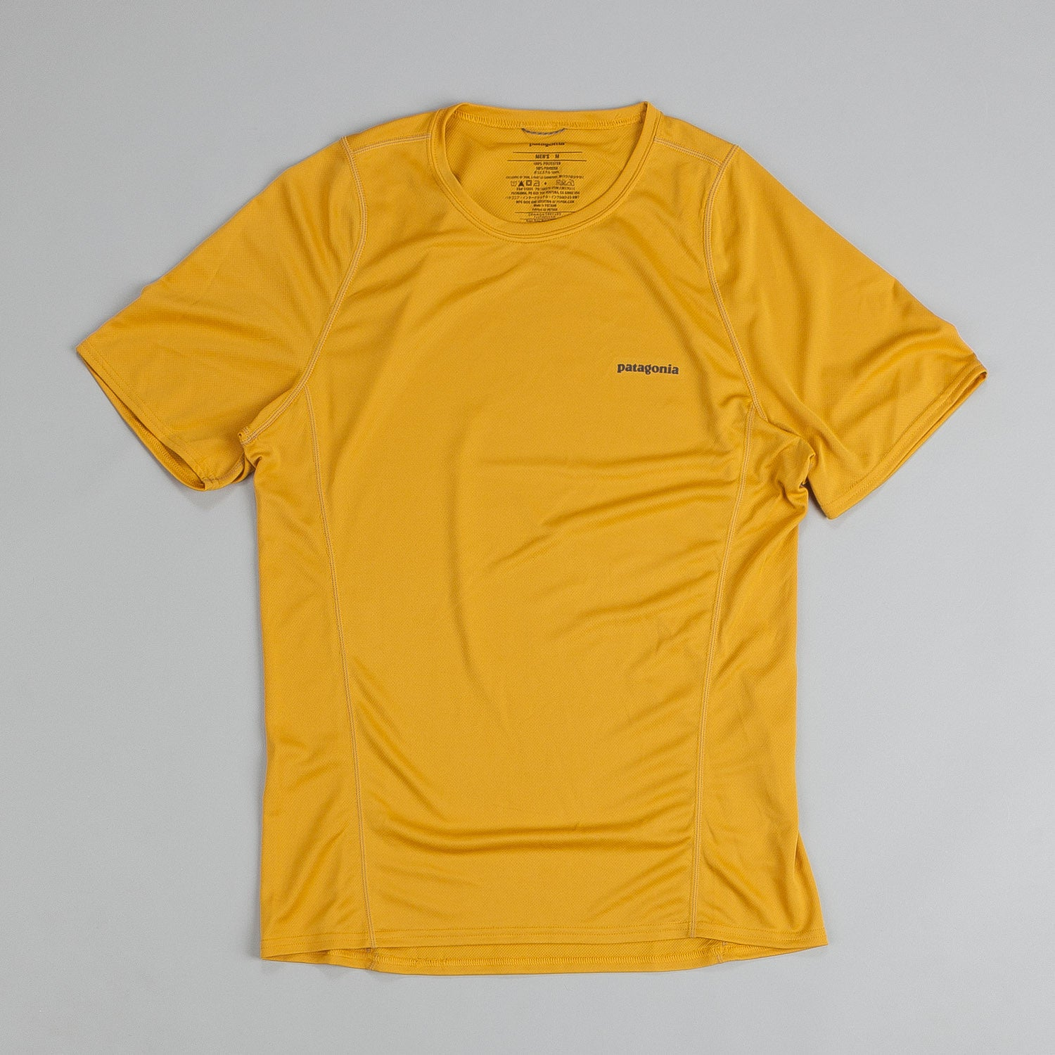 Patagonia Fore Runner Shirt Golden Amber
