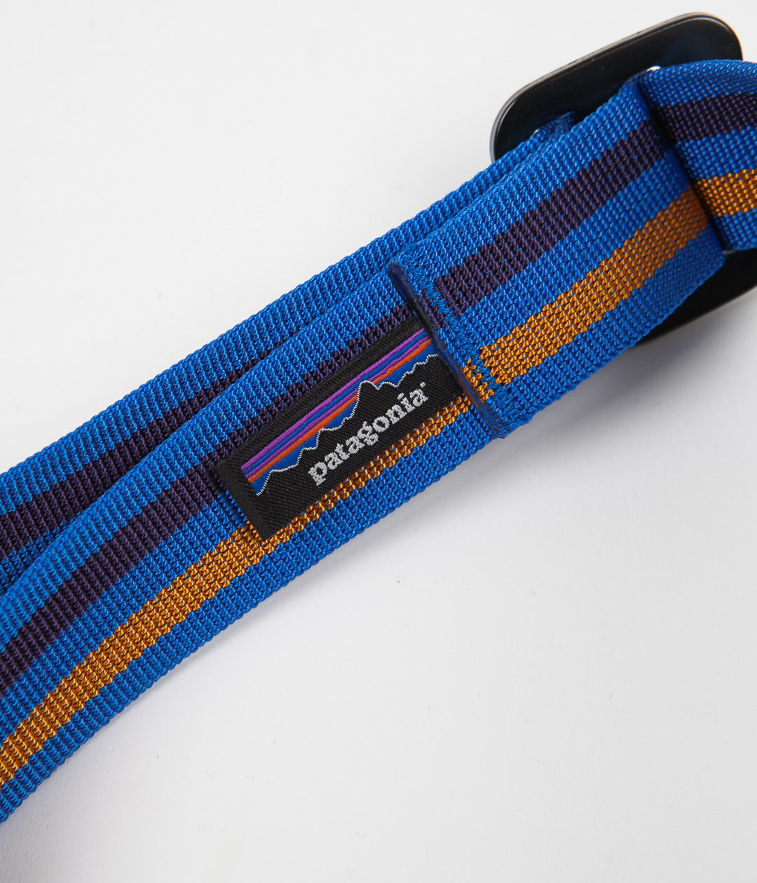 Patagonia Friction Belt - Fitzroy Stripe: Andes Blue
