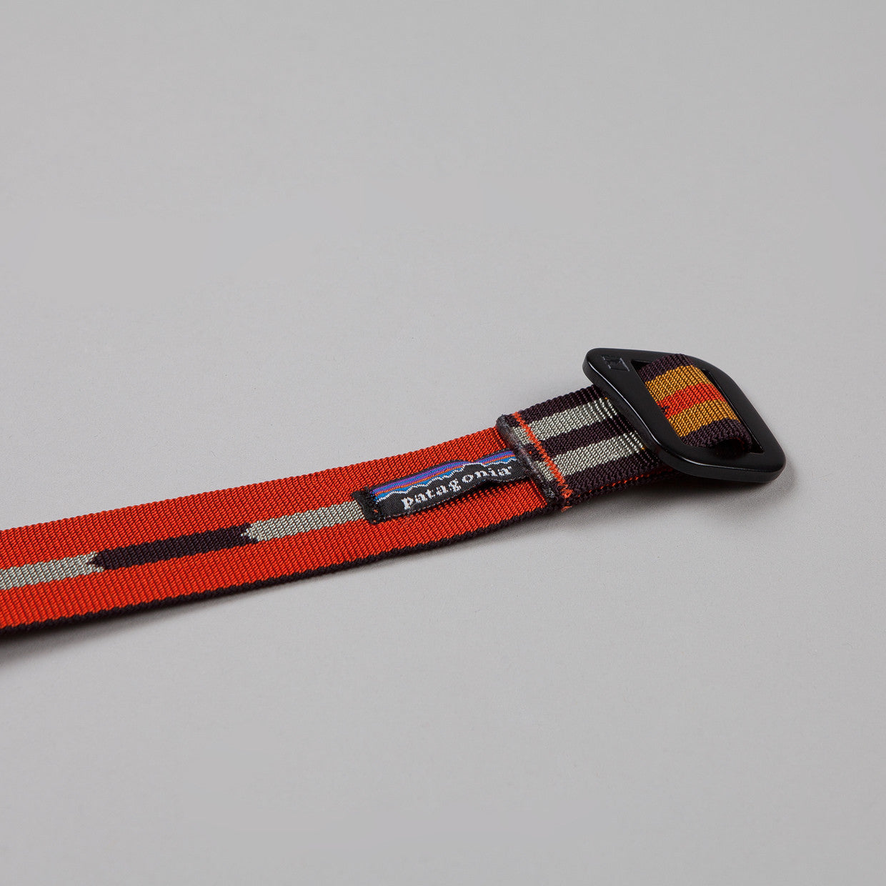 Patagonia Friction Belt - Quiver: Prairie Gold