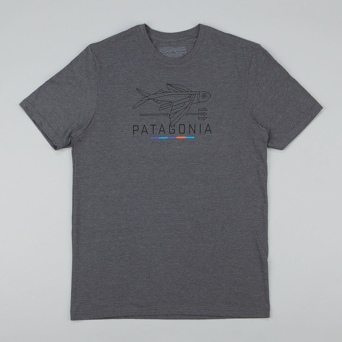 Patagonia Geodisc Flying Fish T-Shirt