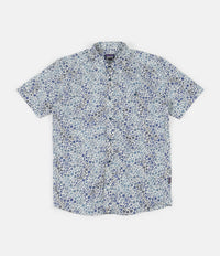 Patagonia Go To Shirt - Cover Crop Ombre: Pigeon Blue