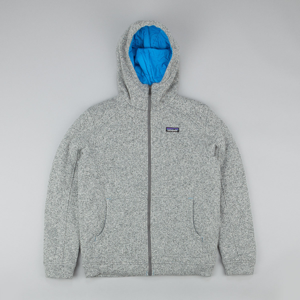 Patagonia Insulated Better Sweater Hooded Fleece