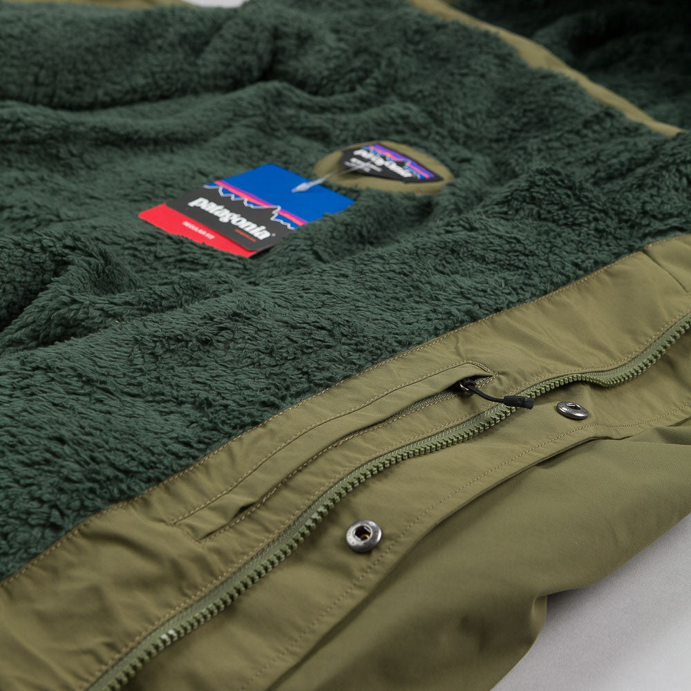 Patagonia Isthmus Parka Fatigue Green