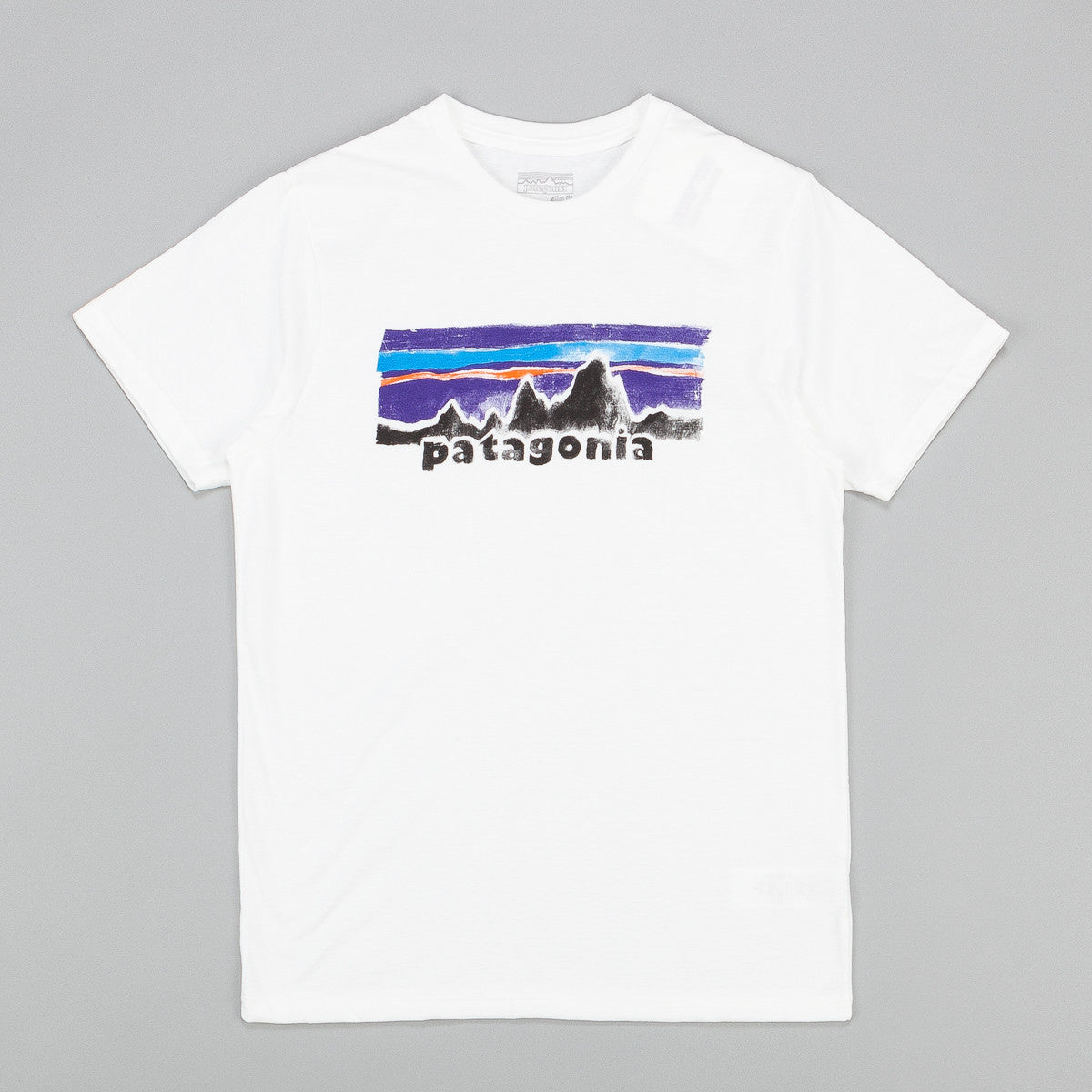Patagonia Legacy Label T-Shirt - White