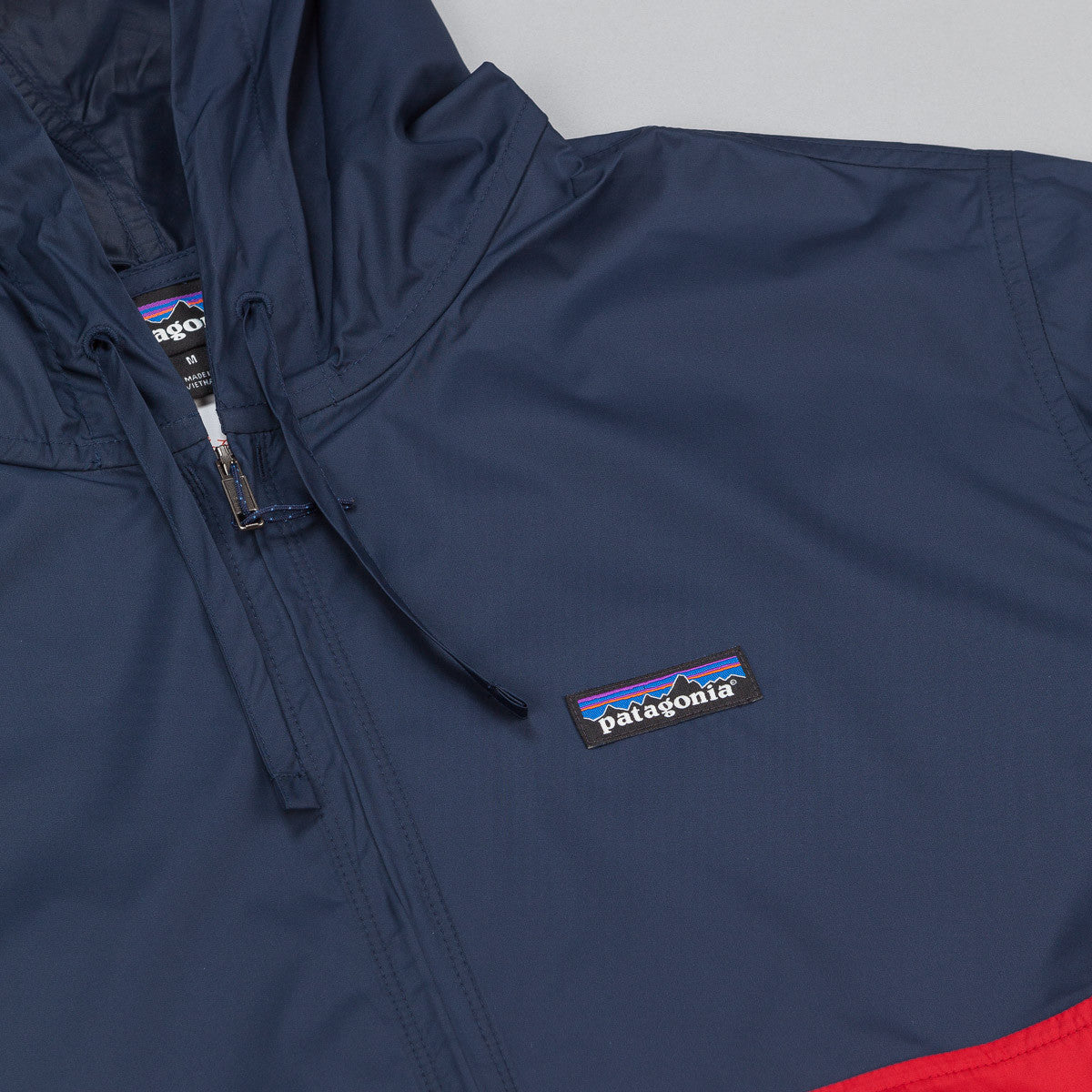 Patagonia Light and Variable Jacket - Classic Red
