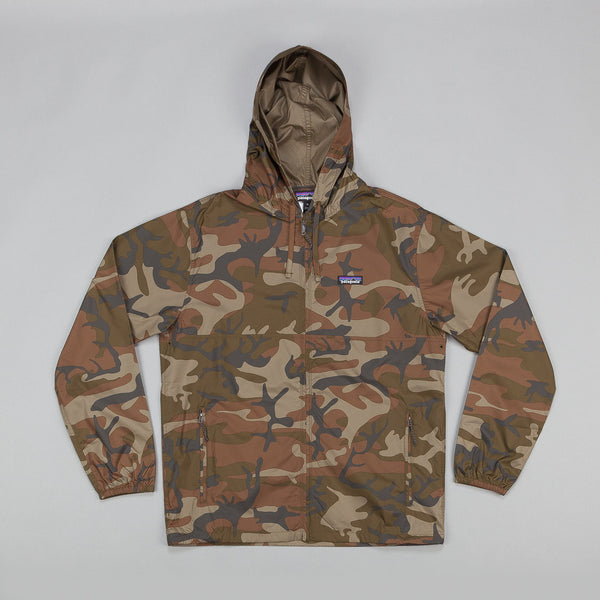 Patagonia Light And Variable Jacket Forest Camo Flatspot