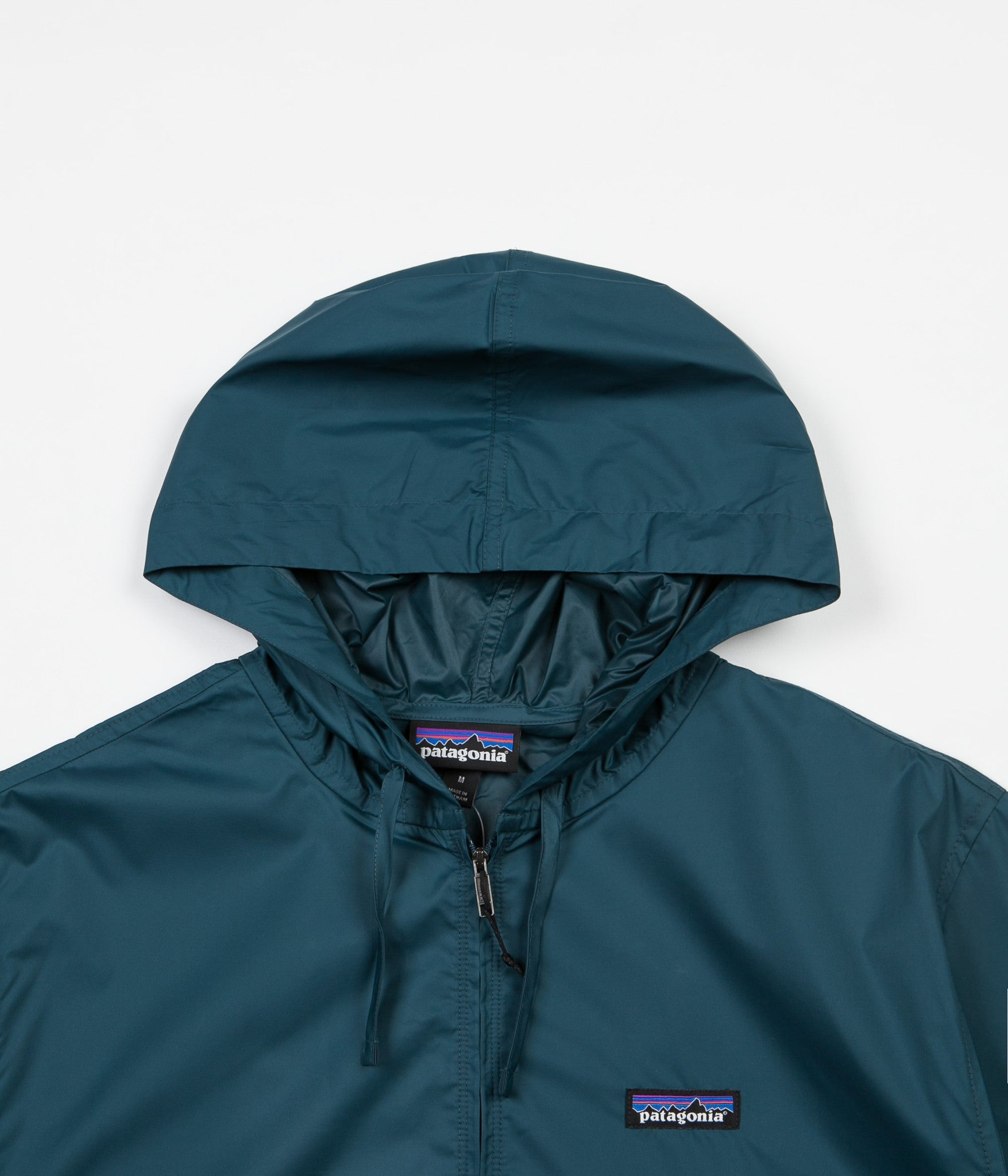 Patagonia Light & Variable Hooded Jacket - Bay Blue