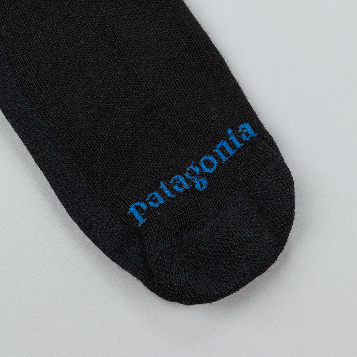 Patagonia Lightweight Merino Crew Socks - Classic Fitz Roy: Andes Blue
