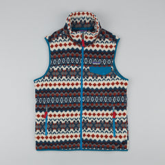Patagonia Lightweight Synchilla Snap-T Vest Fleece