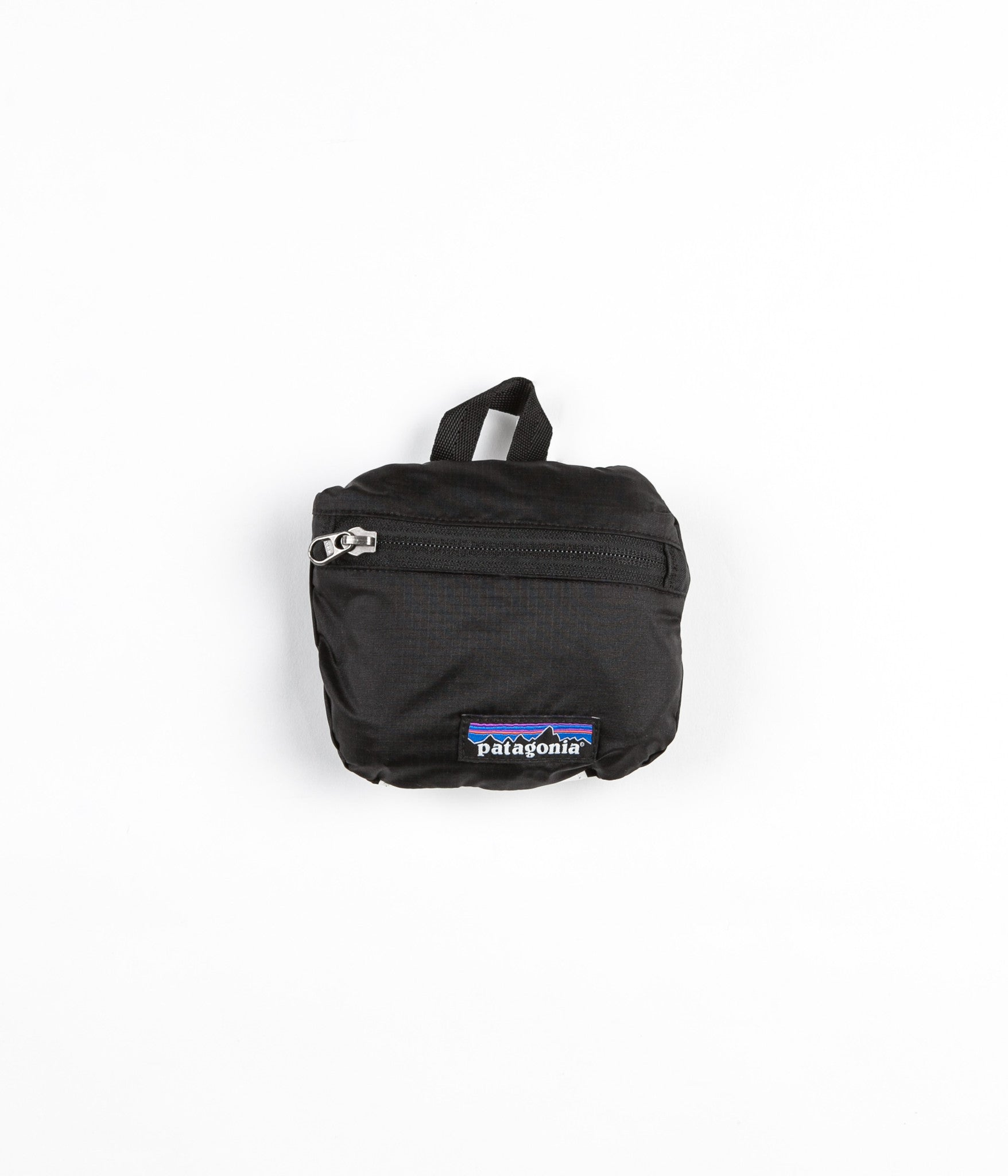 Lightweight Travel Trailer: Patagonia Lightweight Travel Mini Hip Pack - Black