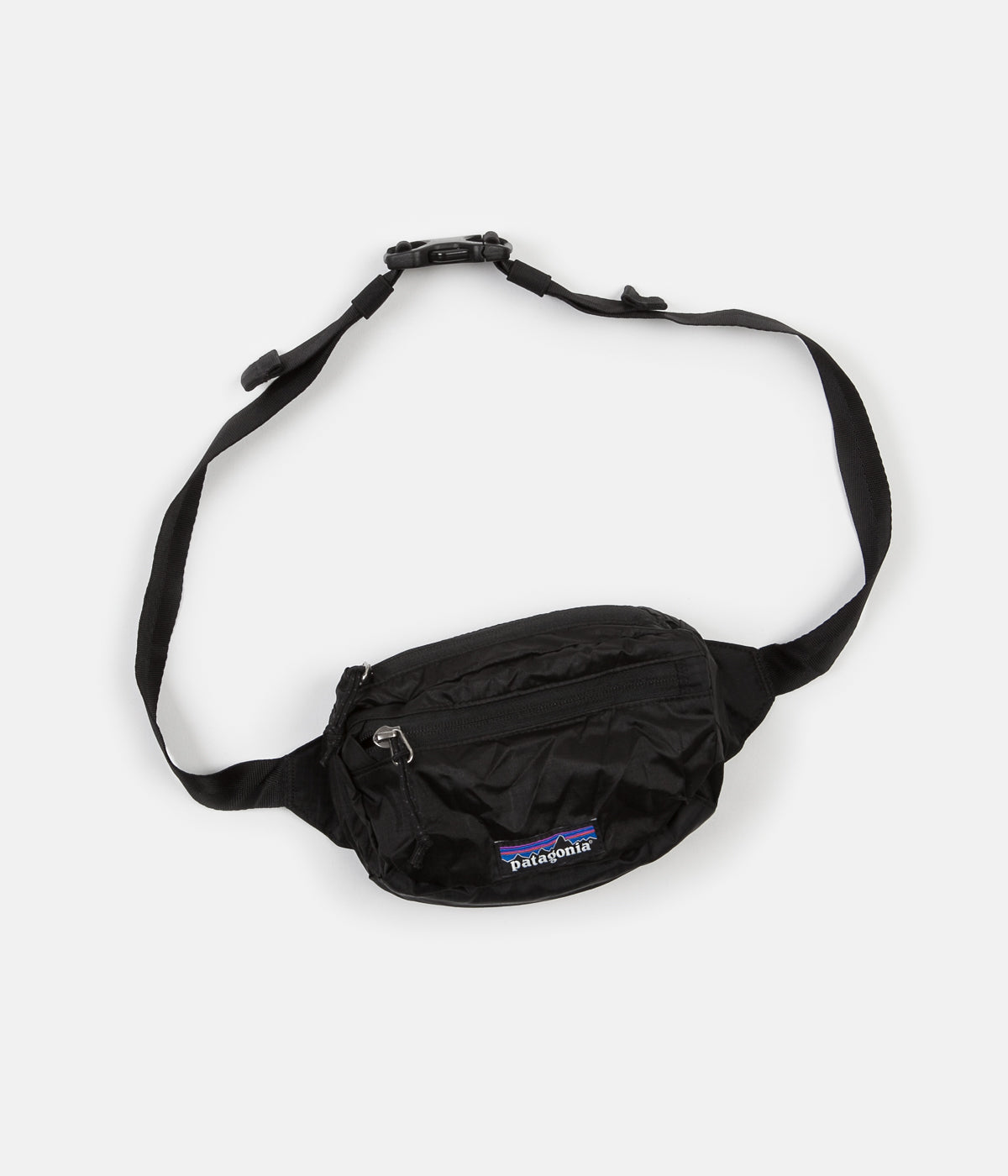 Patagonia Lightweight Travel Mini Hip Pack - Black