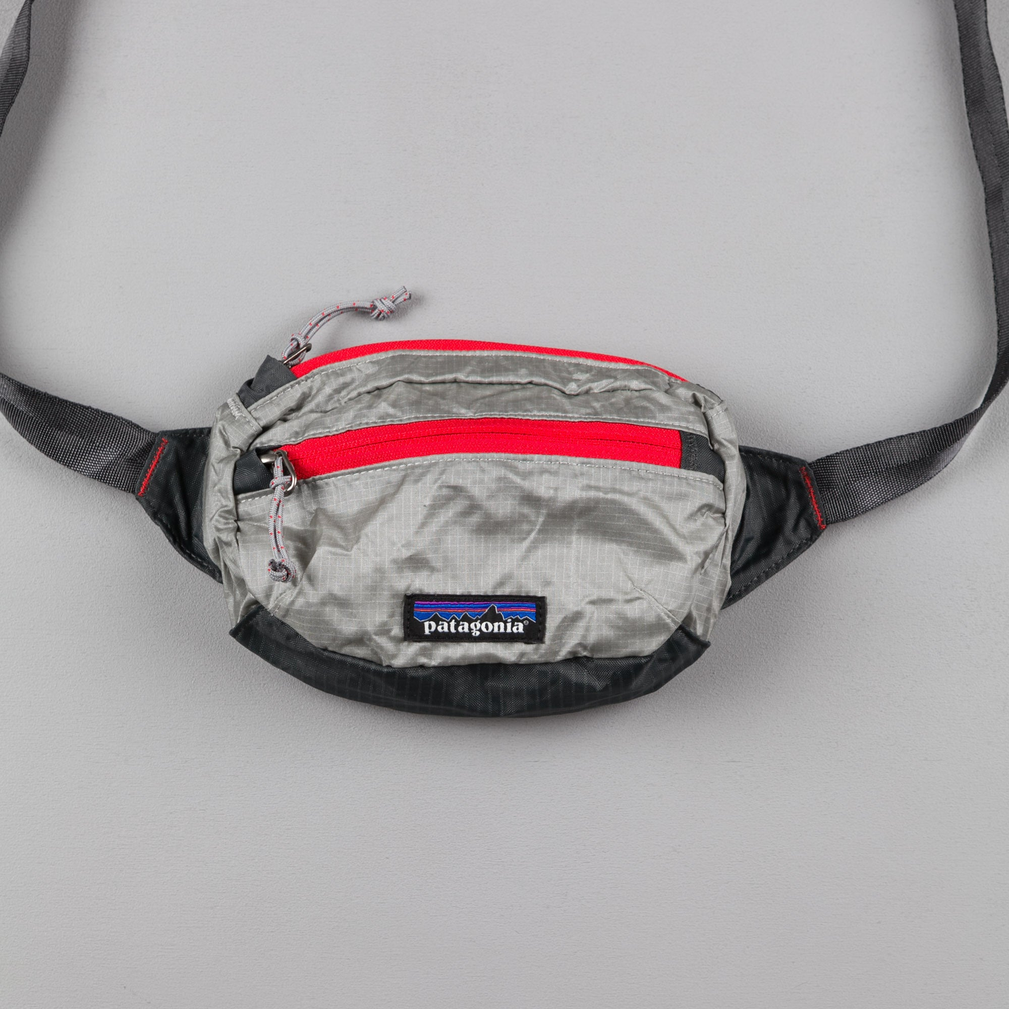 Patagonia Lightweight Travel Mini Hip Pack - Drifter Grey
