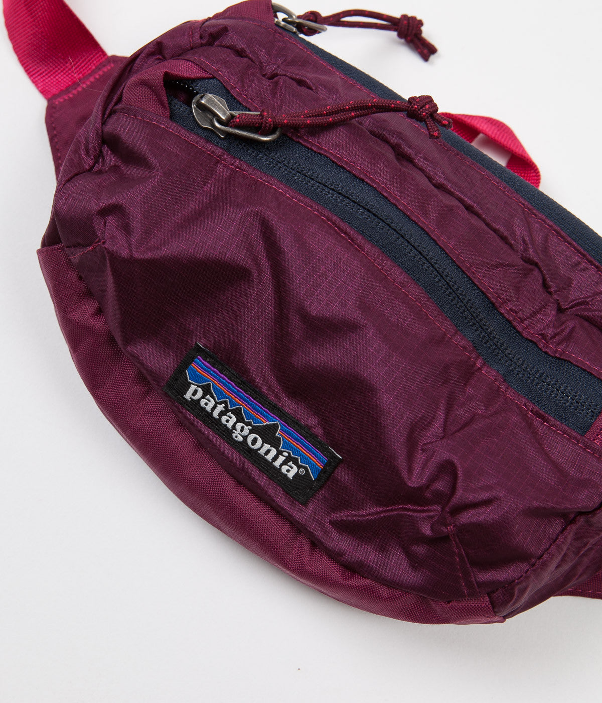 Patagonia Lightweight Travel Mini Hip Pack - Magenta