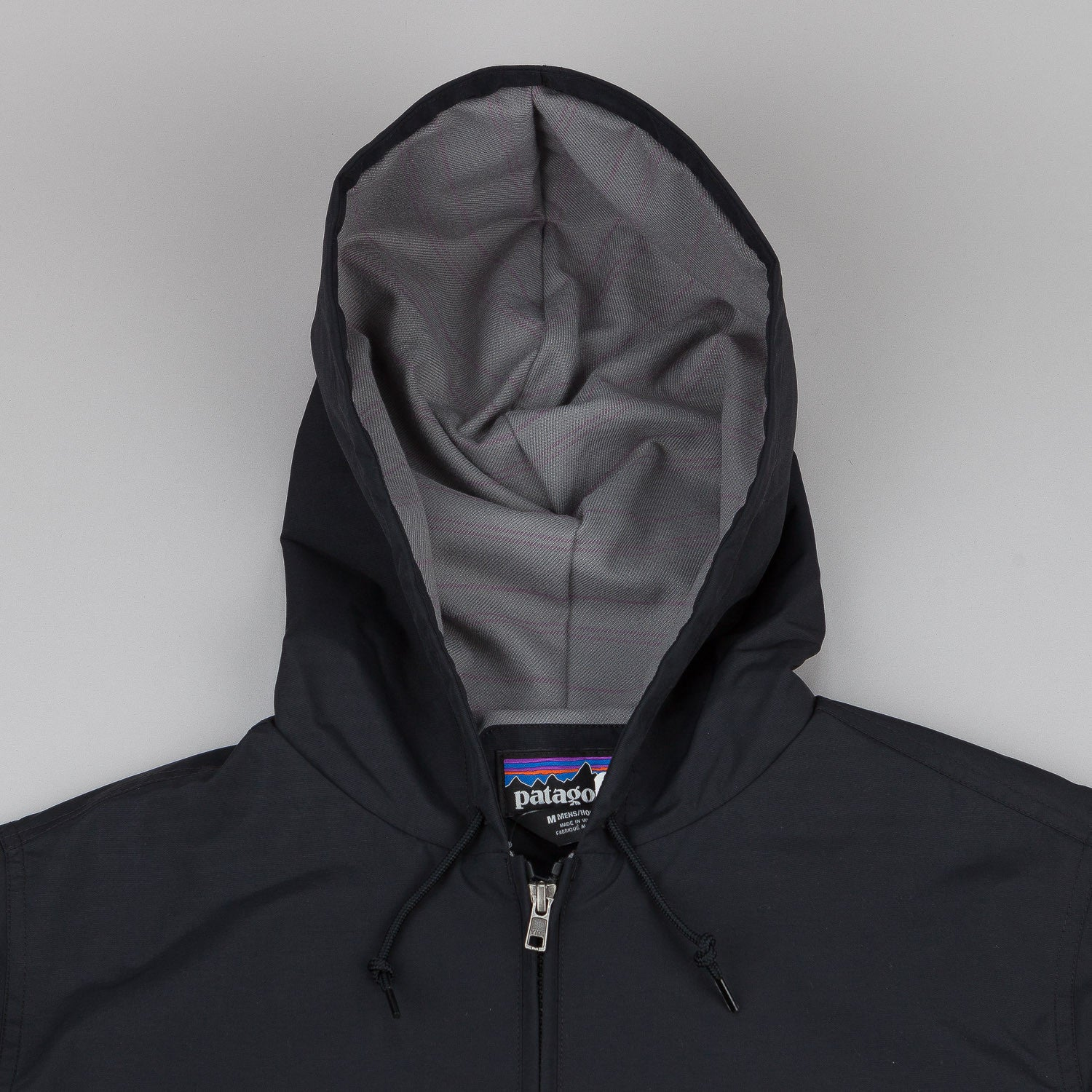 Patagonia Lined Baggies Jacket - Black