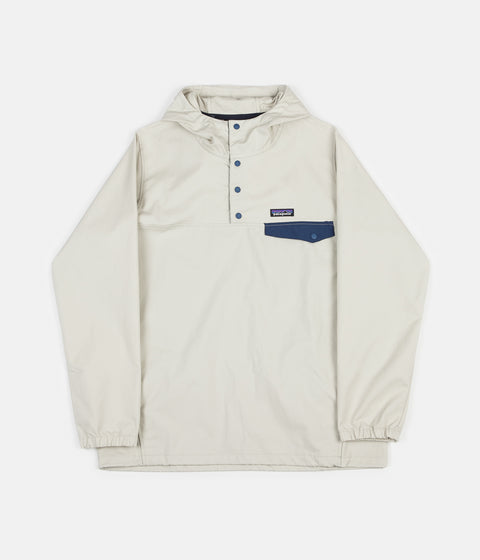 Patagonia Maple Grove Snap-T Pullover Fleece - Pelican