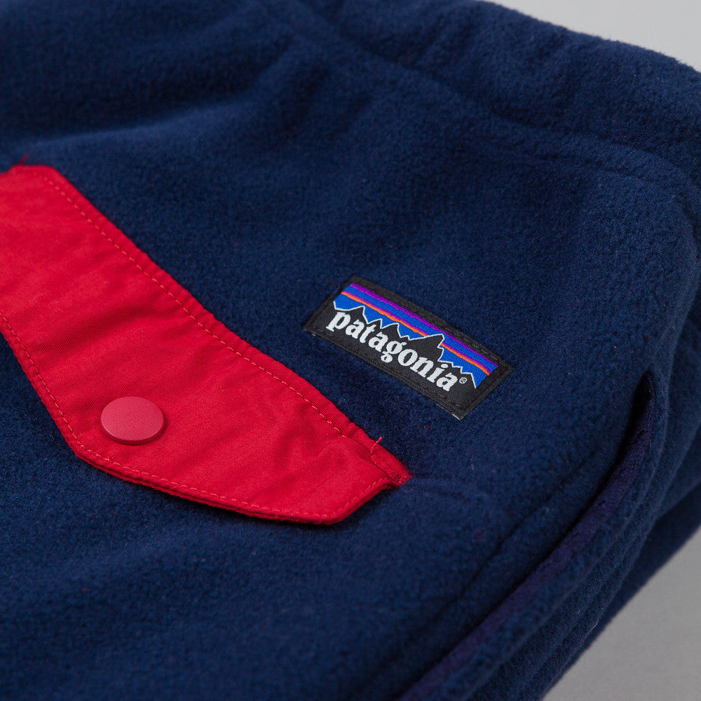 Patagonia Synchilla Snap T Pant Classic Navy