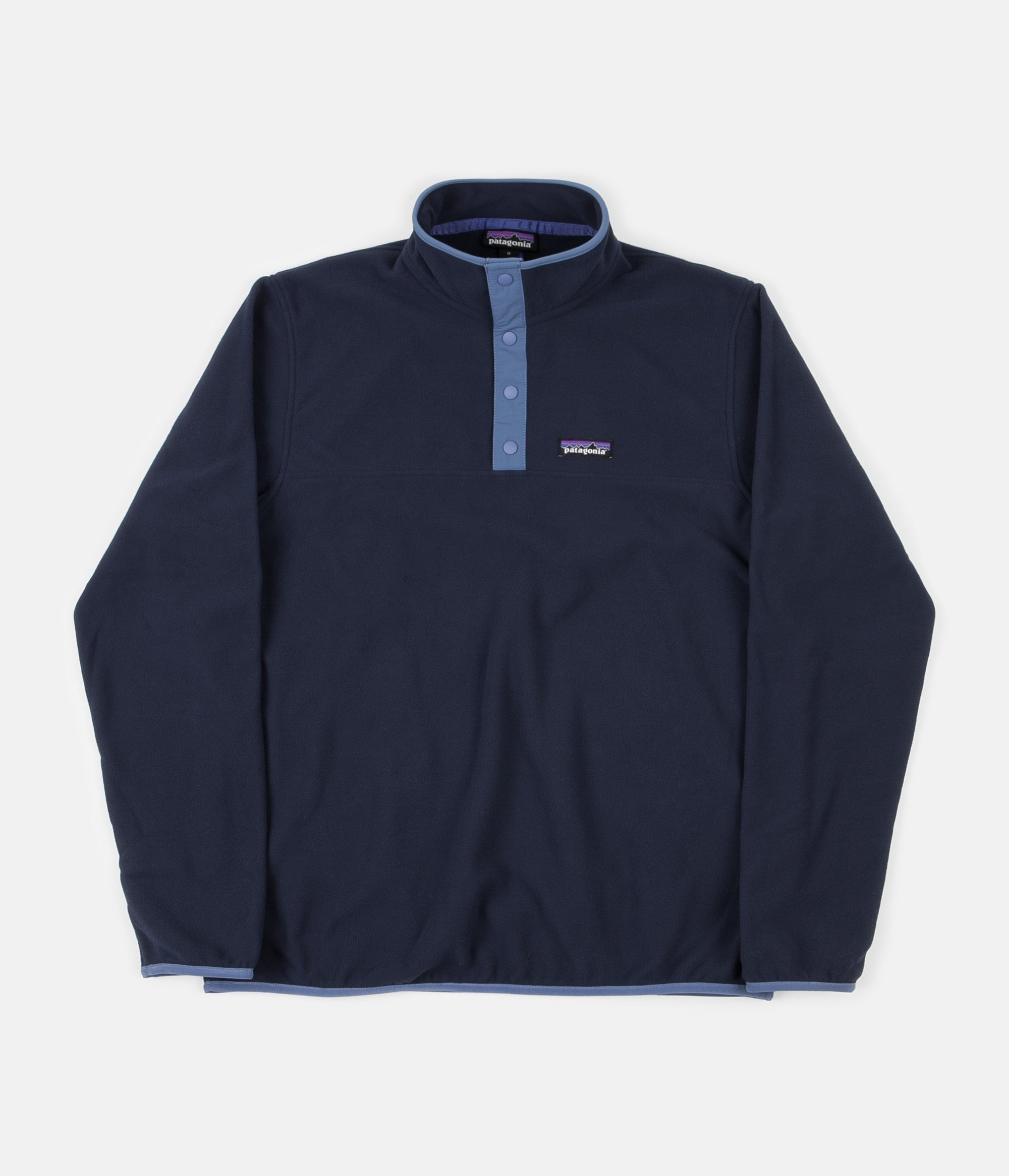 Patagonia Micro D Snap-T Pullover Fleece - Neo Navy