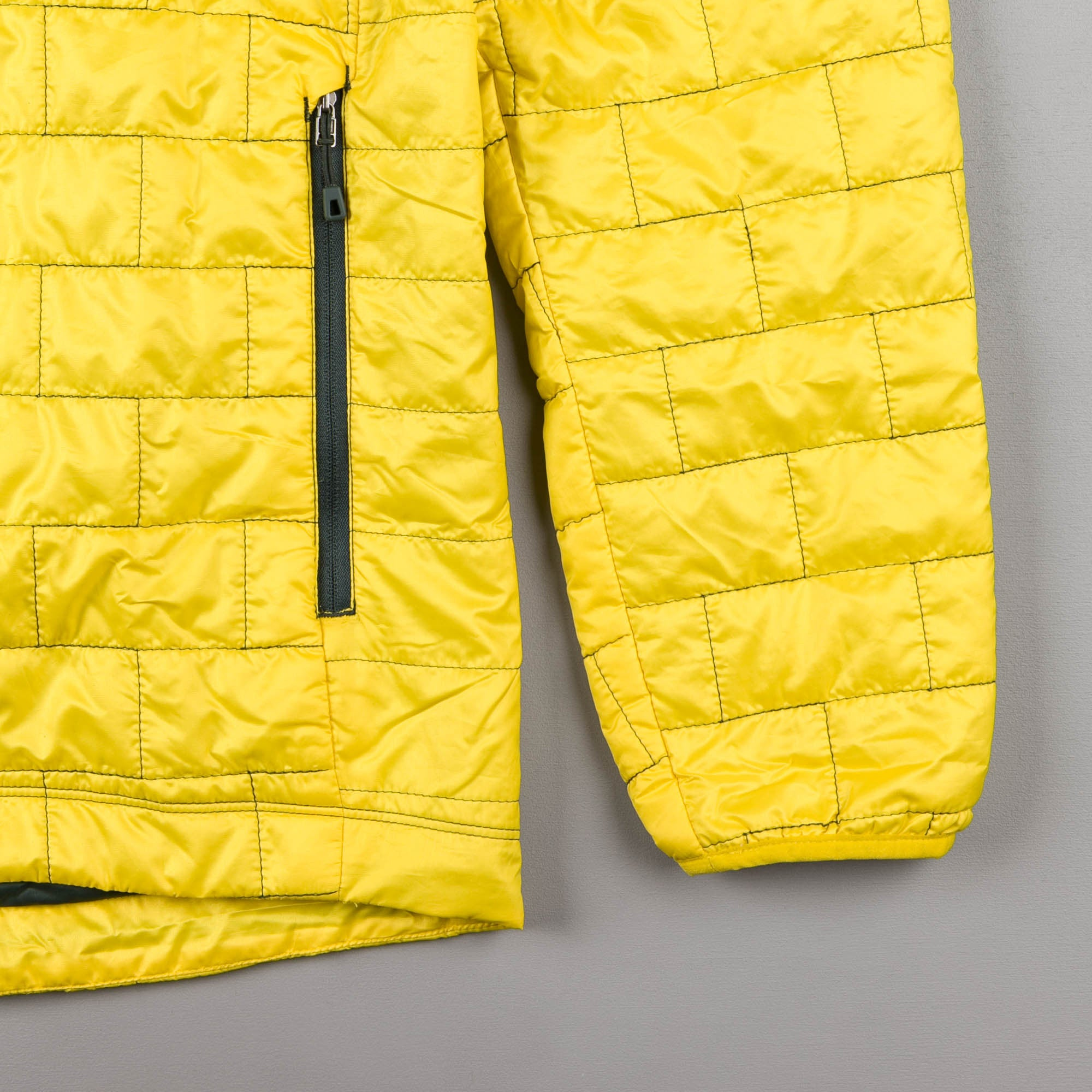 Patagonia Nano Puff Hooded Jacket - Yosemite Yellow