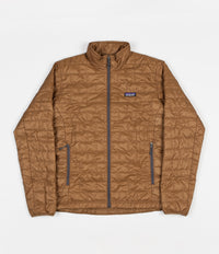 Patagonia Nano Puff Jacket - Coriander Brown