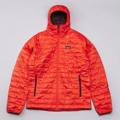 Patagonia Nano Puff Jacket Electric Orange