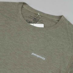 Patagonia Nine Trails Long Sleeve T-Shirt - Basin Green