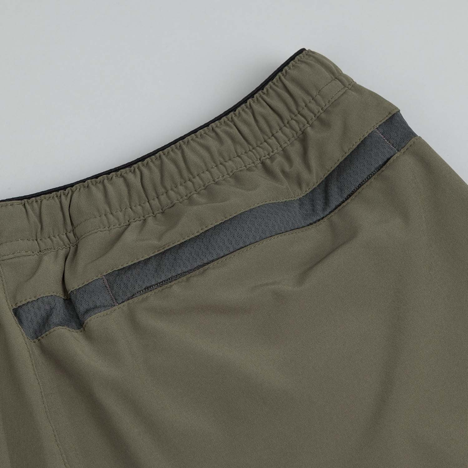 Patagonia Nine Trails Shorts - Basin Green