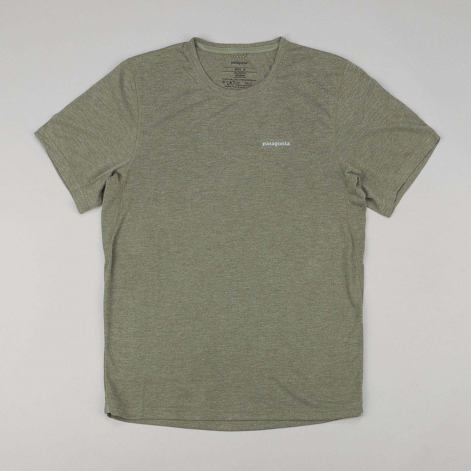 Patagonia Nine Trails T-Shirt - Basin Green