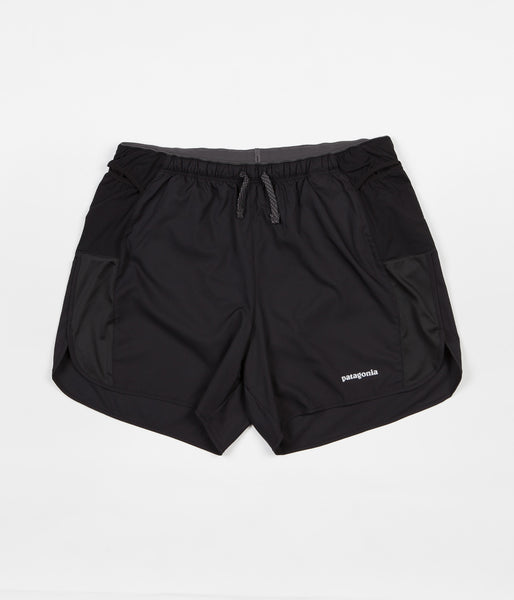 Patagonia Nine Trails Unlined Shorts - Black