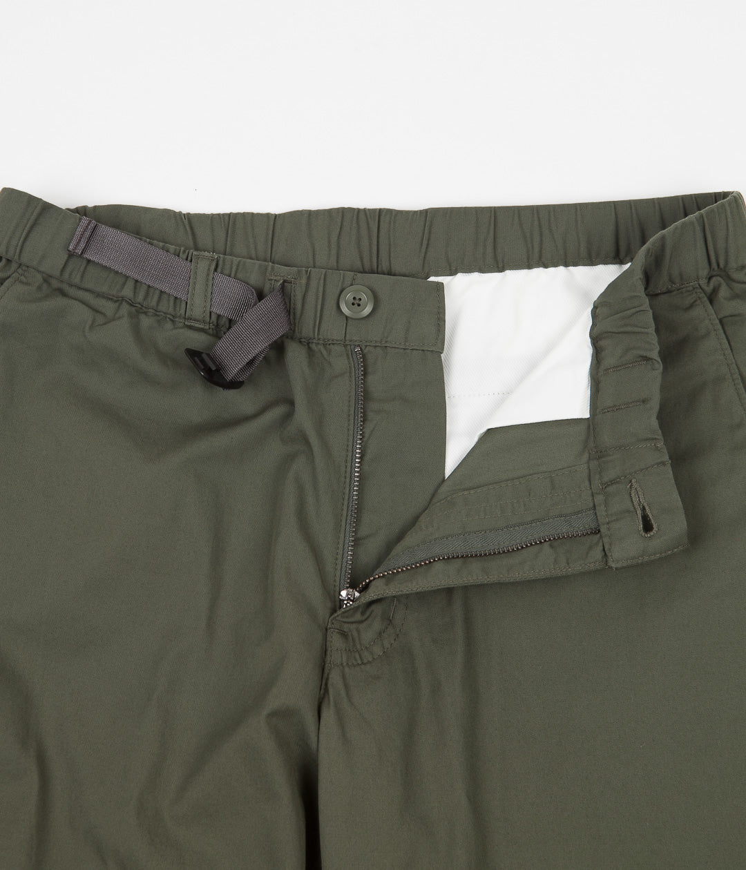 Patagonia Organic Cotton Lightweight Gi Pants - Industrial Green
