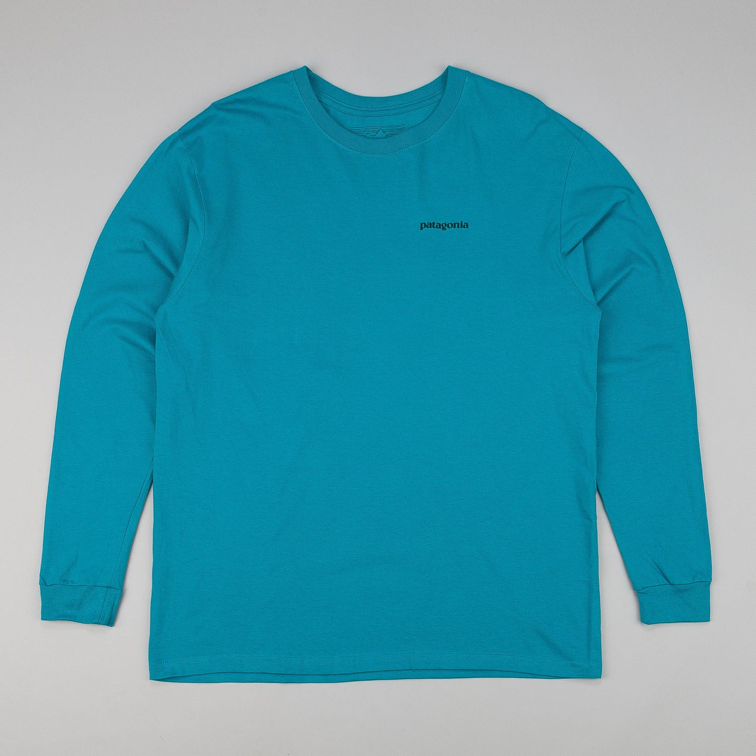 Patagonia P-6 Logo Long Sleeve T-Shirt