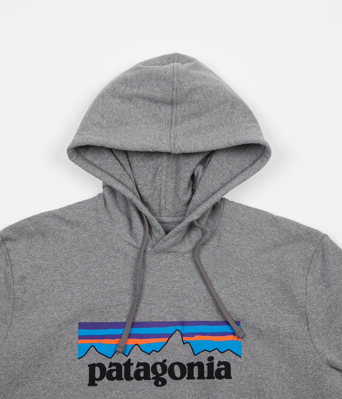 94f116f1836 Patagonia P-6 Logo Uprisal Hoodie - Gravel Heather ...