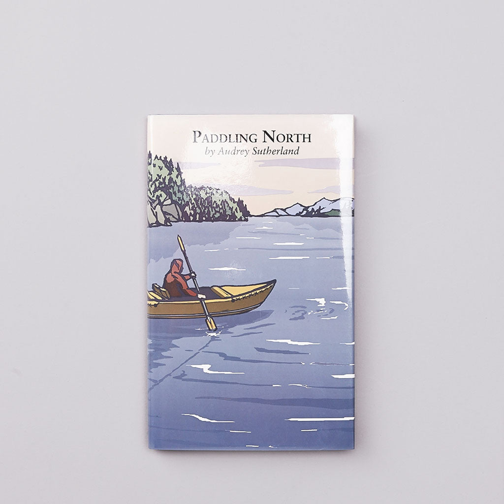 Patagonia Books Paddling North