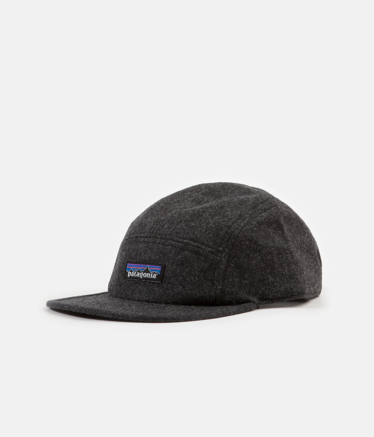 fbc6ac41a2d Patagonia Recycled Wool Cap - Forge Grey
