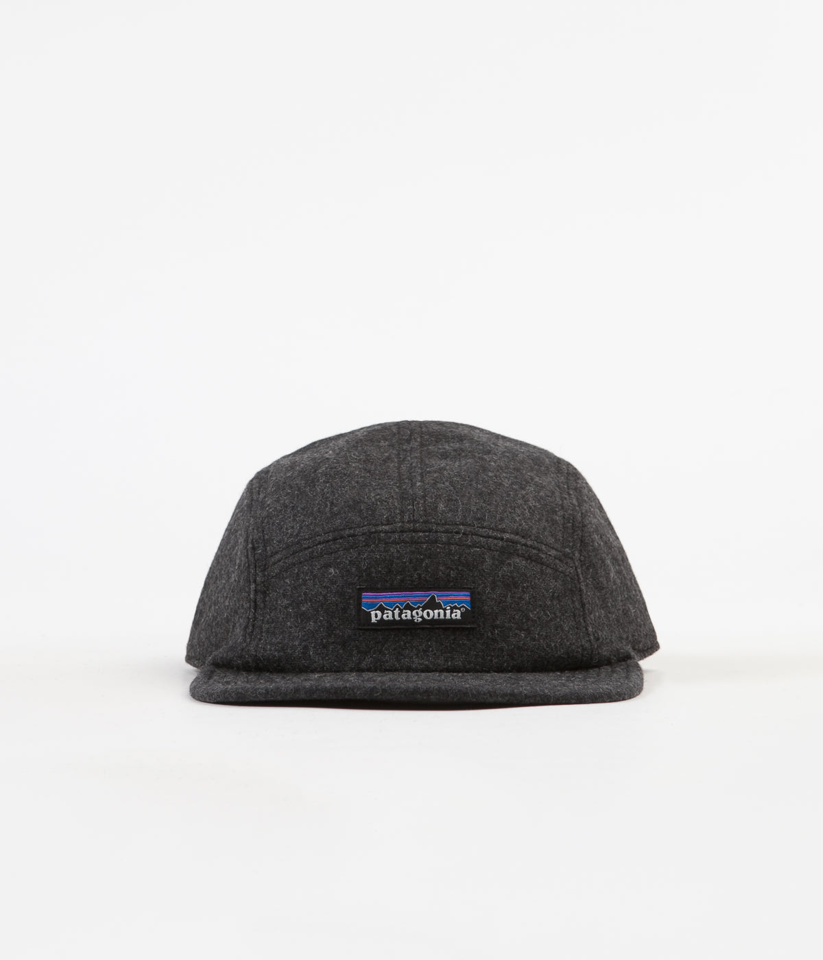 19c9a94d197 ... Patagonia Recycled Wool Cap - Forge Grey ...