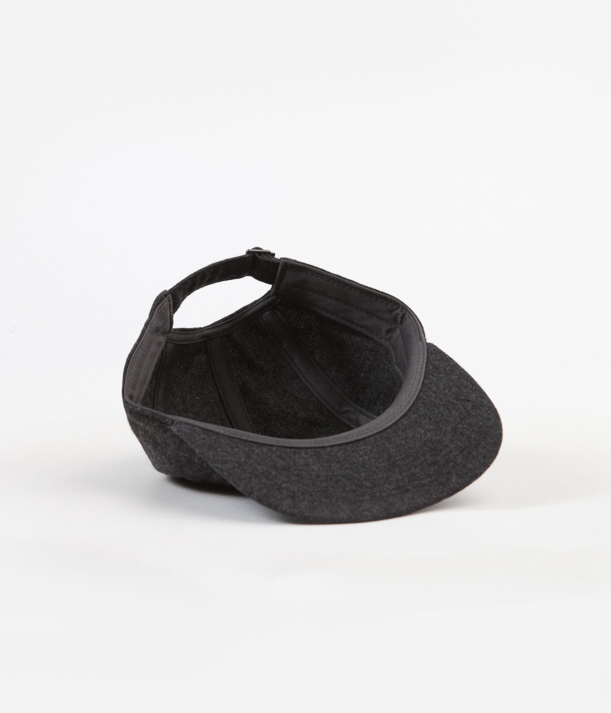 d5c5cb5797b Patagonia Recycled Wool Cap - Forge Grey ...