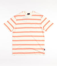 Patagonia Squeaky Clean Pocket T-Shirt - Branch Creek / Toasted White
