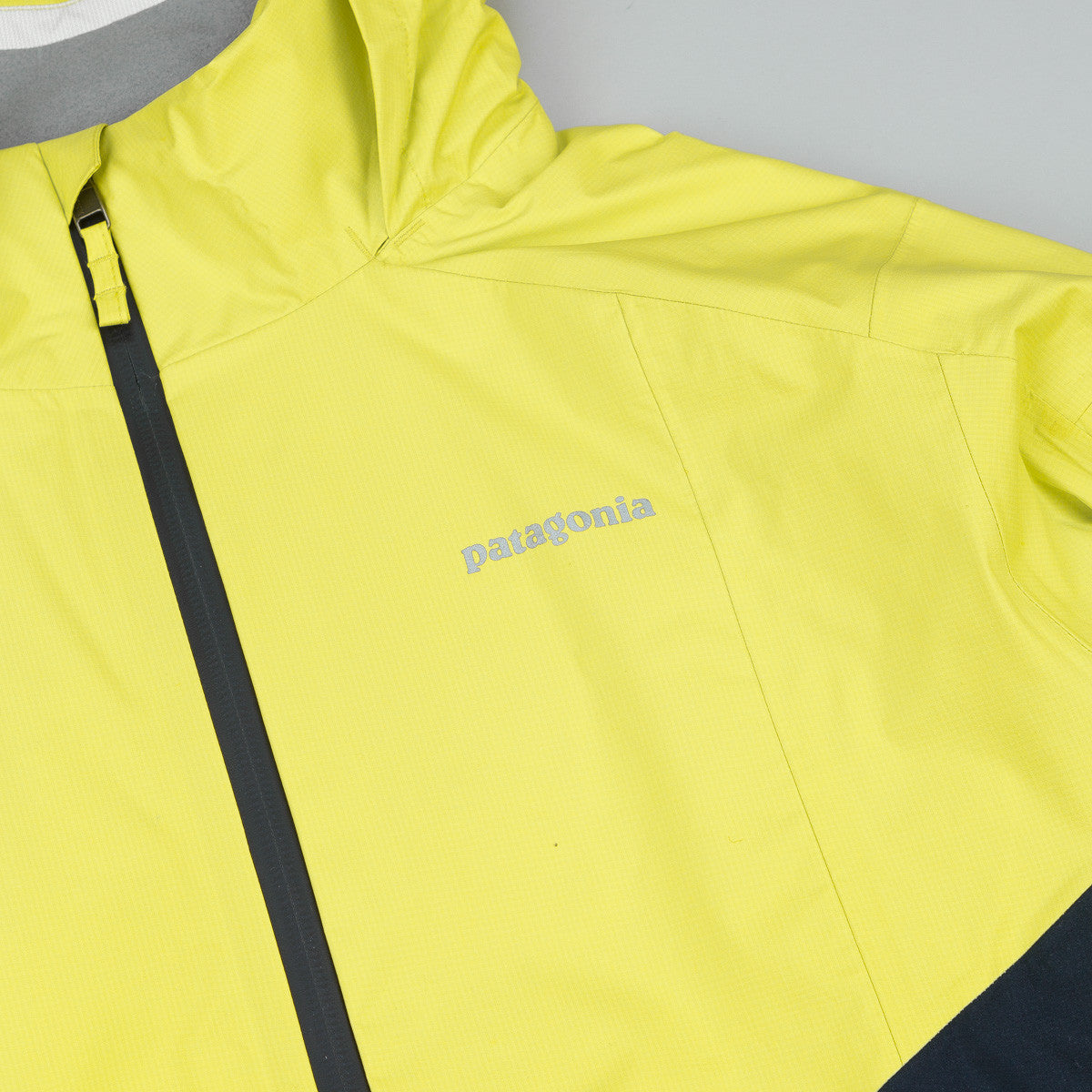 Patagonia Storm Racer Jacket - Chartreuse
