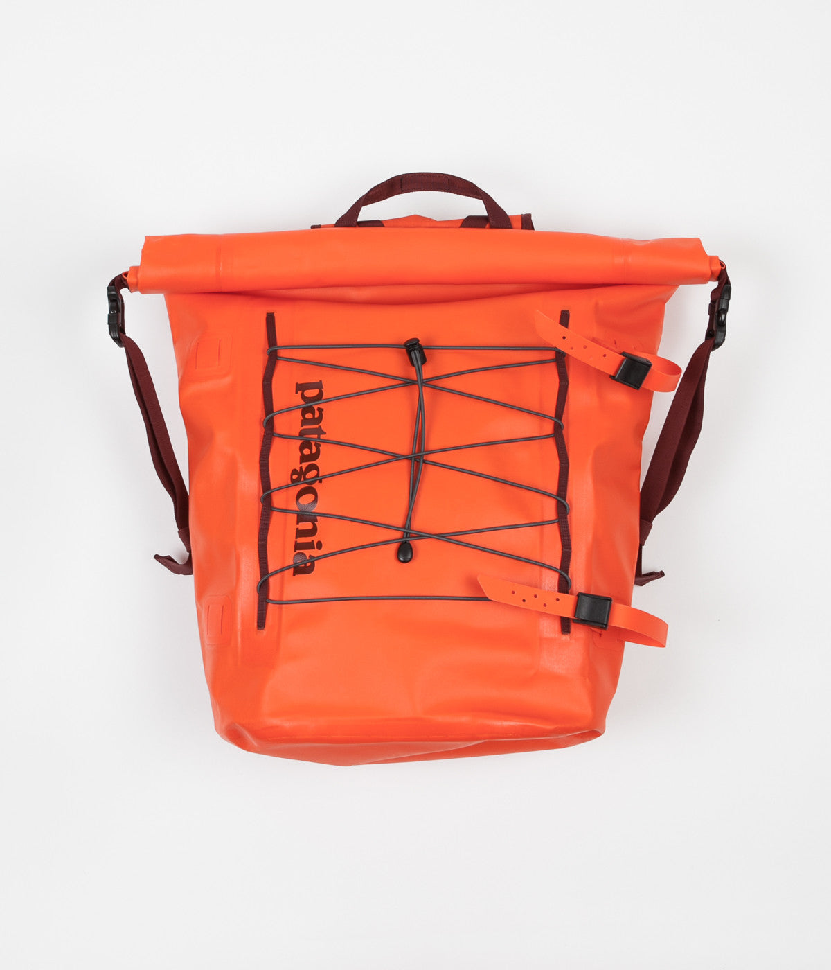 Patagonia Stormfront Roll Top Backpack - Cusco Orange